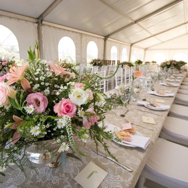 Tented Wedding Checklist - planning