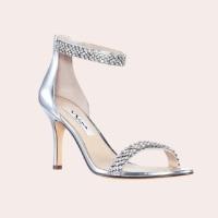 NINA Vauna Ankle Strap Sandal $98.95