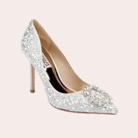 BADGLEY MISCHKA COLLECTION Cher II Pointed Toe Pump $265.00