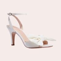KATE SPADE NEW YORK Gloria Bow Ankle Strap Sandal $198.00