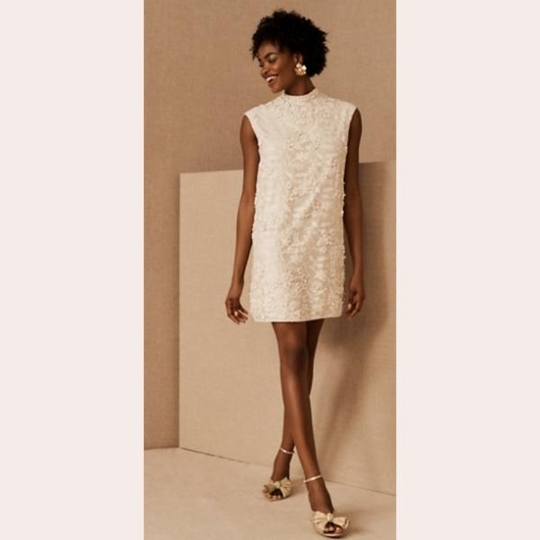 (3) Payal Jain Archer Mini Dress