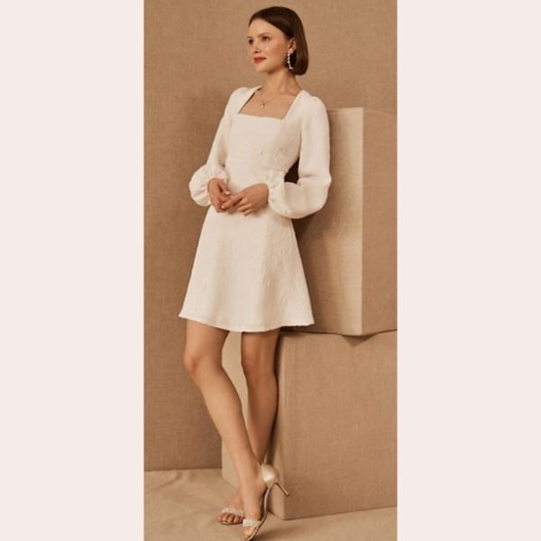 (4) Sachin & Babi Rhinebeck Mini Dress