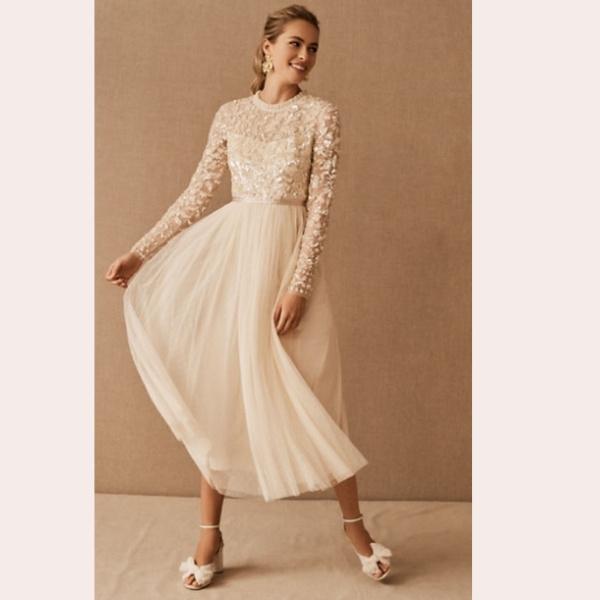 (5) Needle & Thread Tempest Bodice Ballerina Dress