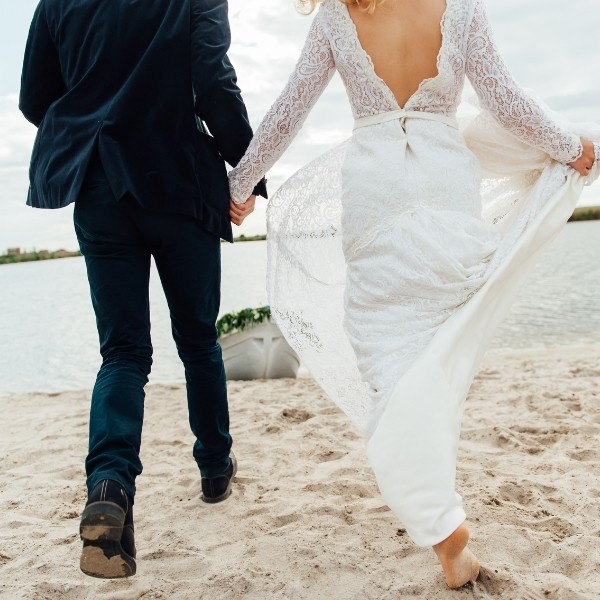 What advice can you give for a couple who wants an intimate wedding?