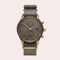 (6) Voyager Mesh Strap Watch, 42mm