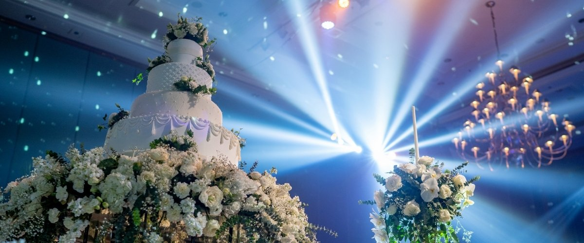 Why you Need to Book These Wedding Vendors - lighting designer