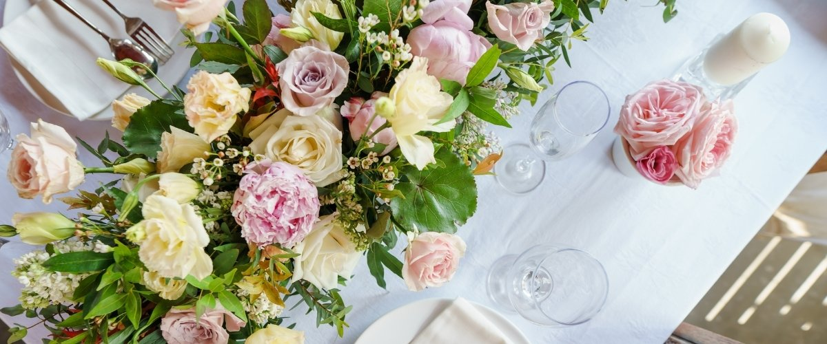Wedding Planner Secrets: Top 10 - repurpose your decor and flowers
