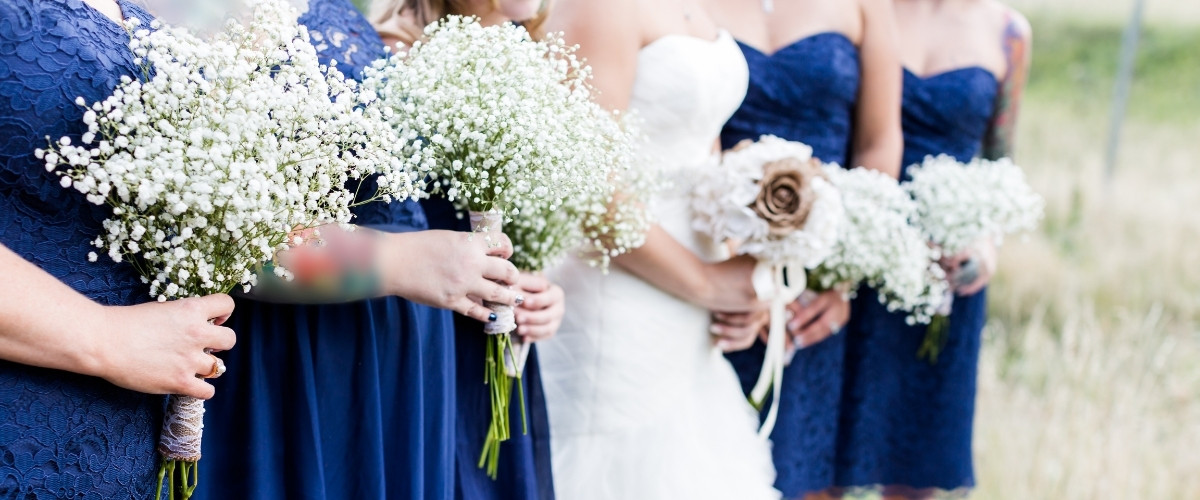 Why you Need to Book These Wedding Vendors - florist